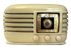 Crosley 56-TX from 1946.  This is a  5 tube radio.